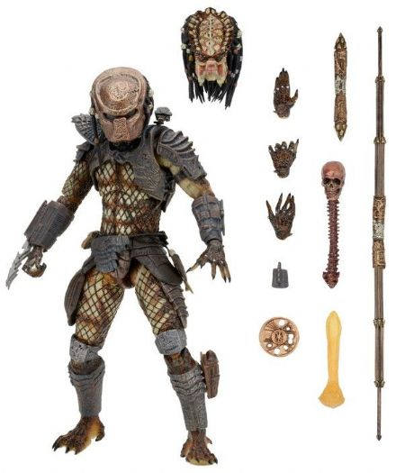 NECA Predator 2 Ultimate City Hunter Action Figure